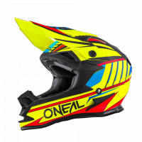 Oneal 7Series přilba CHASER neon žlutá 17