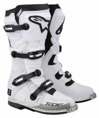 Alpinestars TECH 8 RS - bílá
