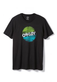 OAKLEY Factory Circle T shirt - black