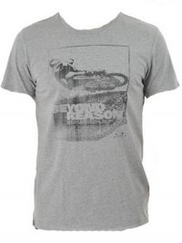 OAKLEY Monumental Move T-shirt - heather grey