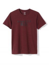 OAKLEY The Oath T- shirt - new crimson