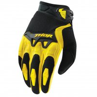Thor Spectrum Gloves  žlutá