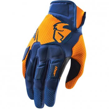 THOR Flow Glove 18 - navy/orange