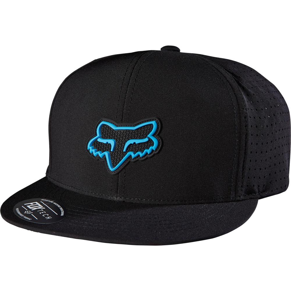 4f5dbd52f7d Kšiltovka Fox Wallace Snapback Black   MX Shop Freestyle-shop.cz ...