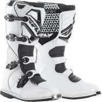 MX boty Fly Maverik white