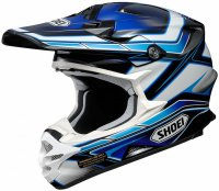 SHOEI VFX-W Capacitor TC-2 - blue/black