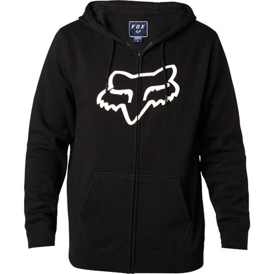Pánská mikina Fox Legacy Foxhead Zip Black   MX Shop Freestyle-shop ... e4787dc389f