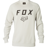 Mikina Fox Legacy Crew Light Grey 18