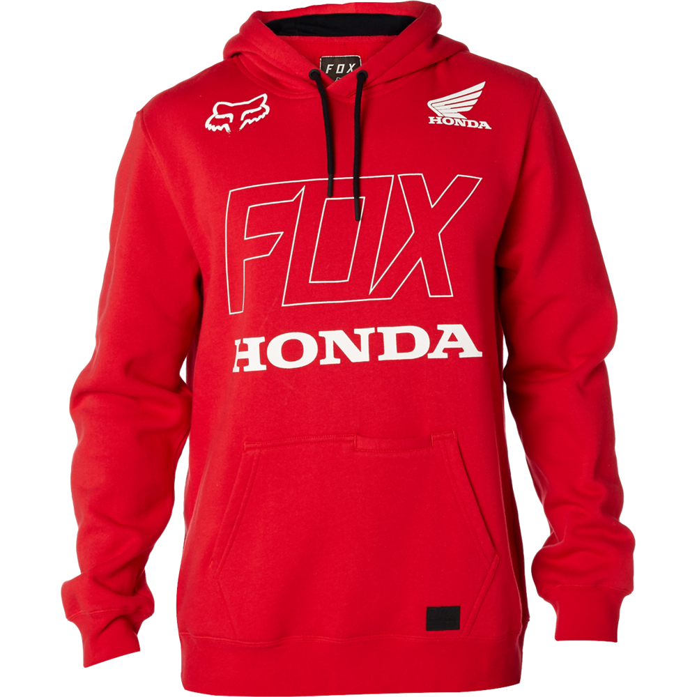 Mikina Fox Honda Dark Red 18   MX Shop Freestyle-shop.cz - Enduro ... 0d1aee78ad