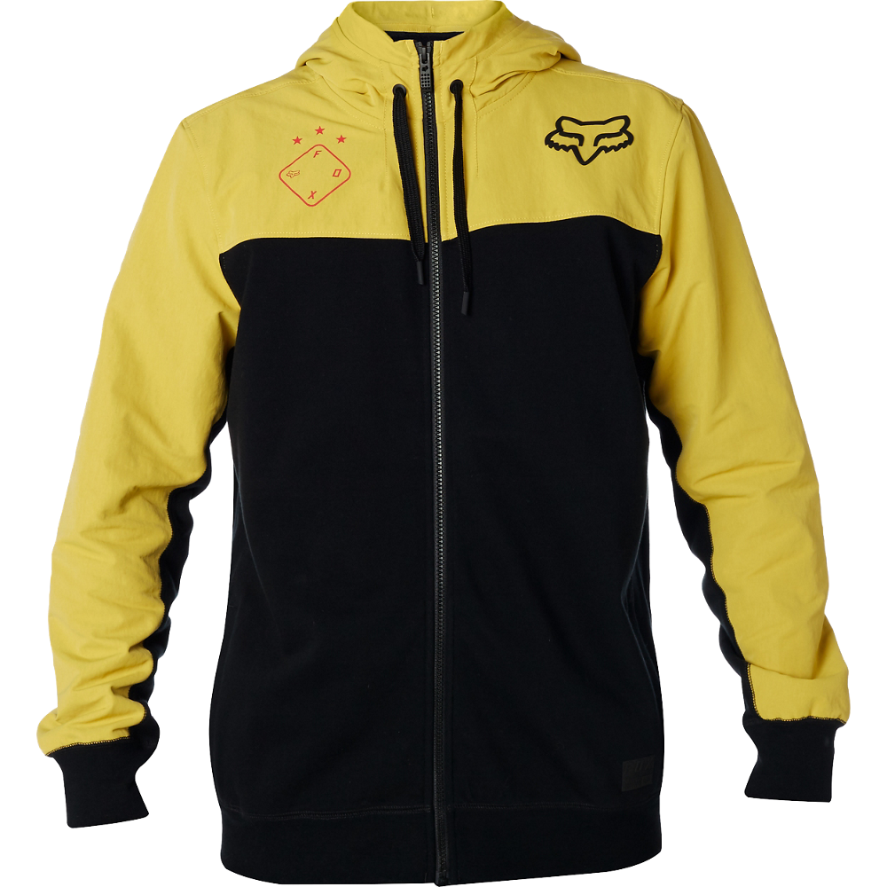 Mikina Fox Axis Zip Black 18   MX Shop Freestyle-shop.cz - Enduro ... 6bbc80f808