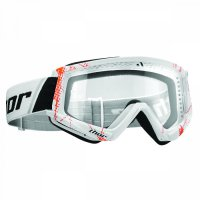 THOR Combat Goggle - web orange/white