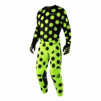 Komplet Troy Lee Designs GP AIR 2018 Polka Dot - black/yellow
