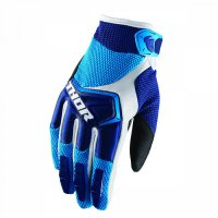 THOR Spectrum Glove 18 - navy/blue/white