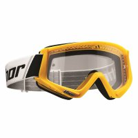 THOR Combat Goggle - yellow/black
