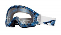 ARNETTE Series 3 MX Goggle - True Blue Plaid