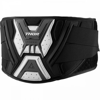 THOR Force Belt - black/grey/white