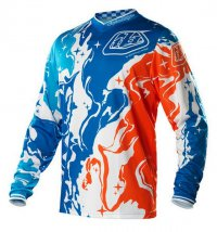 Dres TROY LEE DESIGNS GP Galaxy blue/orange 15