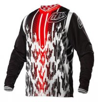 Dres TROY LEE DESIGNS GP AIR Cheetah white