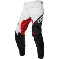 THOR Pulse Air Factor Kalhoty 20 - white/red