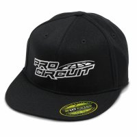 PRO CIRCUIT Stacked Hat - black