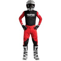 Komplet THOR Prime Fit Rohl 18 - red/black