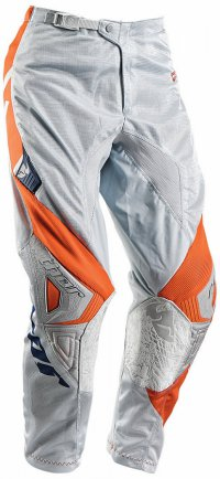 Kalhoty THOR Phase Vented Doppler gray/orange 16