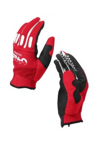 OAKLEY FACTORY 2.0 GLOVE red