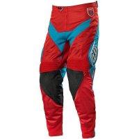 Kalhoty TROY LEE DESIGNS SE AIR Corsa red/blue