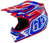Helma Troyleedesigns AIR Scratch red/blue 16