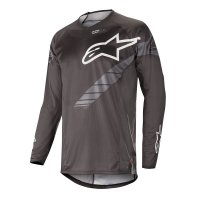 abacd5d24b5 ALPINESTARS Techstar Graphite Jersey 19 - black anthracite