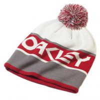 OAKLEY Retro Bon Bon Beanie - new crimson