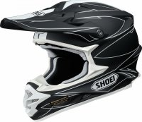SHOEI VFX-W Hectic Helmet - black/white