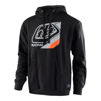 TROY LEE DESIGNS Precision Hoody - charcoal
