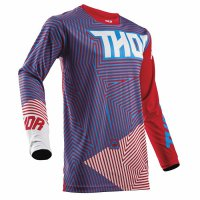 Dres THOR Pulse Geotec red/blue 18