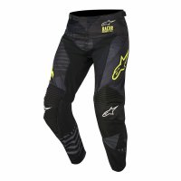 Kalhoty Alpinestars Racer Tactical  black/yellow fluo 18