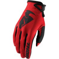 THOR Sector Glove 18 - red