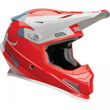 Helma THOR Sector Shear red/light grey 19