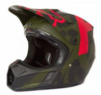 Helma Fox Racing V3 Marz LE green