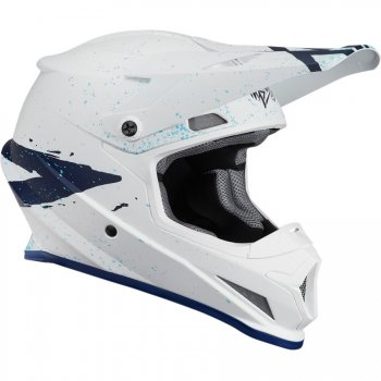 Helma THOR Sector Level white/blue 18