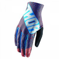 THOR Void Geotec Glove 18 - blue/red