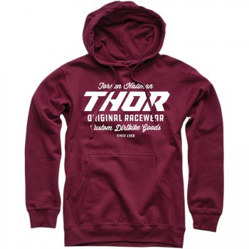 THOR The Goods Pullover - maroon 19