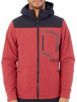 Pánská bunda FOX Podium Jacket - dark red