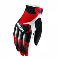 THOR Spectrum Glove 18 - red/black/white
