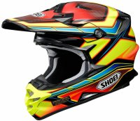 SHOEI VFX-W Capacitor TC-3 - black/yellow