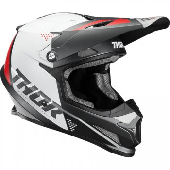 THOR Sector Blade Helma charcoal/white 20