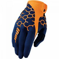 THOR Draft Glove - comb navy/orange