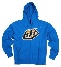 TROY LEE DESIGNS FLEECE CLASSIC LOGO - royal