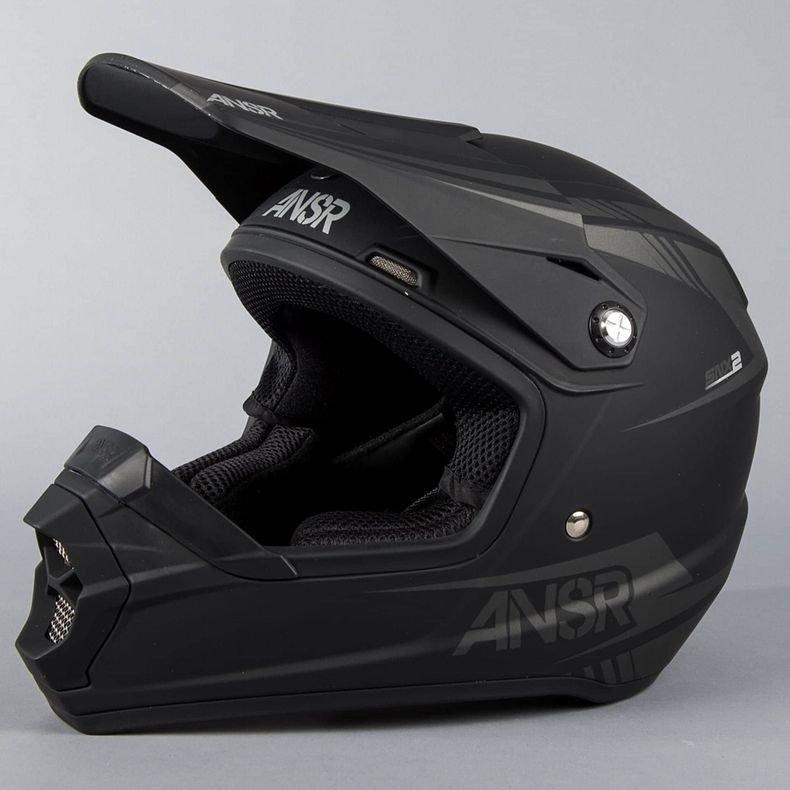 ff753d44ff Helma Answer SNX 2 Černá   MX Shop Freestyle-shop.cz - Enduro ...