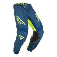 cd28da679b9 Kalhoty Fly Kinetic SHIELD modrá žlutá fluo 19