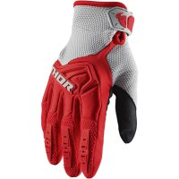 THOR Spectrum Rukavice 20 - red/grey